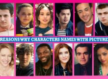 13 Reasons Why Characters Names with Pictures, Star TV Series