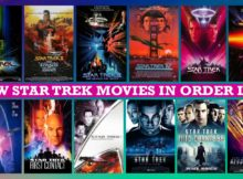 New Star Trek Movies in Order