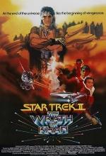 Star Trek 2 The Wrath of Khan Poster