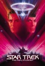 Star Trek 5 The Final Frontier Poster