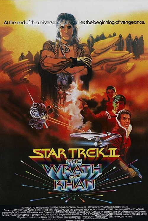 Star Trek 2 The Wrath of Khan - How Many New Star Trek Movies Are There