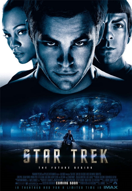 Star Trek 2009 Rebooted - How Many New Star Trek Movies Are There