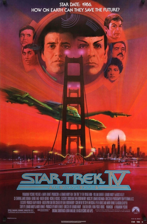 Star Trek IV The Voyage Home - How Many New Star Trek Movies Are There