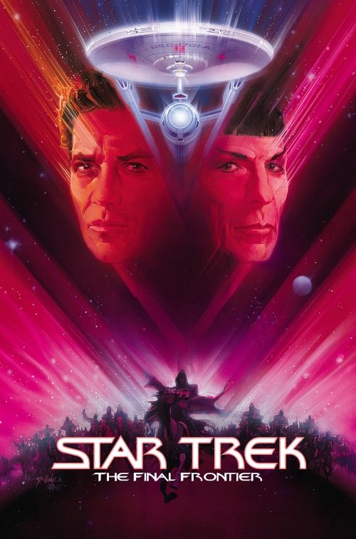 Star Trek 5 The Final Frontier - How Many New Star Trek Movies Are There