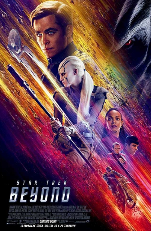 Star Trek Beyond, How Many New Star Trek Movies Are There