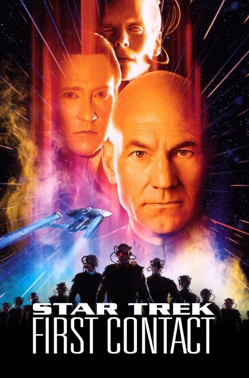 Star Trek First Contact - How Many New Star Trek Movies Are There