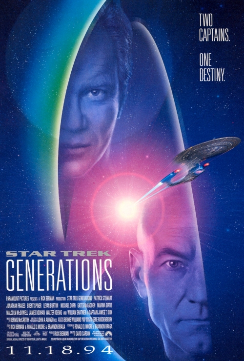 Star Trek Generations - How Many New Star Trek Movies Are There
