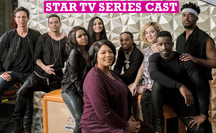 Star TV Series Cast, Jude Demorest, Brittany O'Grady, Ryan Destiny and More, Style