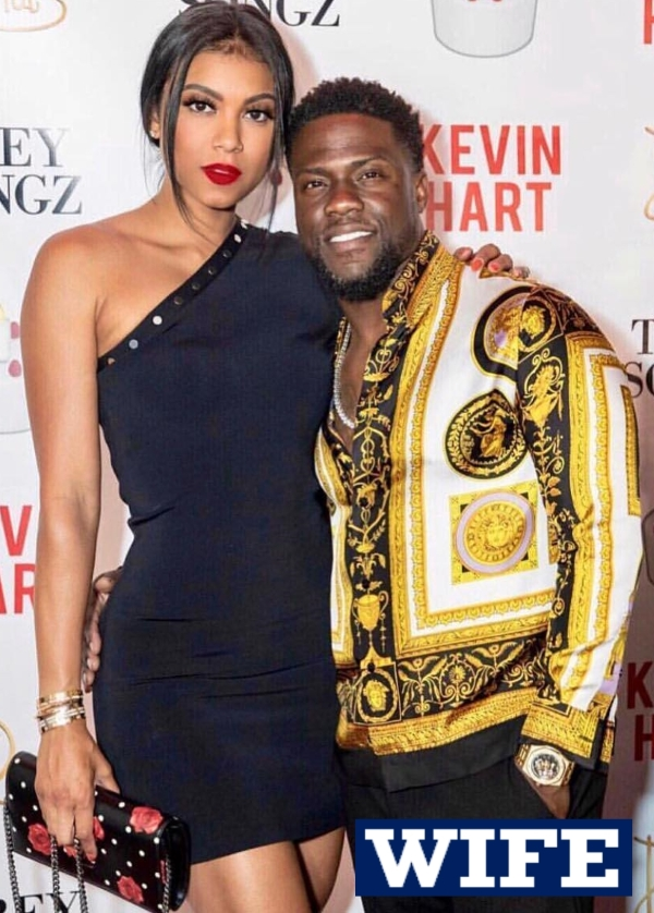 Kevin Hart Wife, Lifestyle, Real Life, Childrens