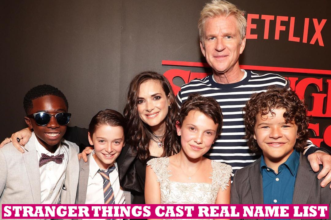 Stranger Things Cast Real Name, Real Life, Wiki, Crew, Netflix Series