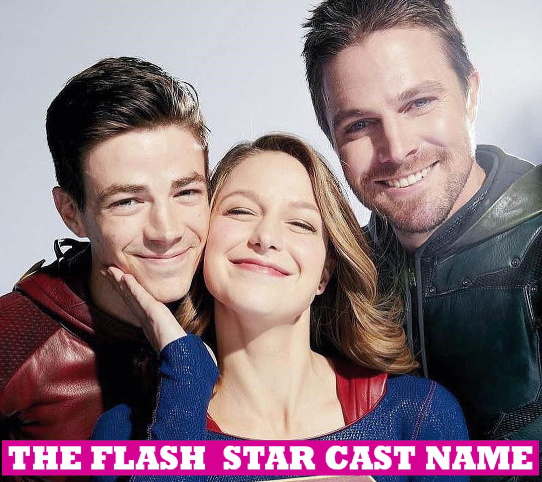Flash TV Series Cast List, Crew Members