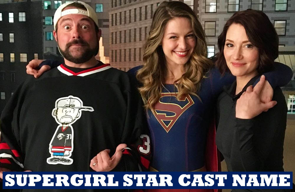 Super Girl Serial Cast List