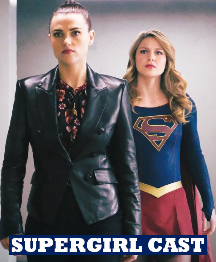 Supergirl Cast, The CW Series, Super Heroes Show