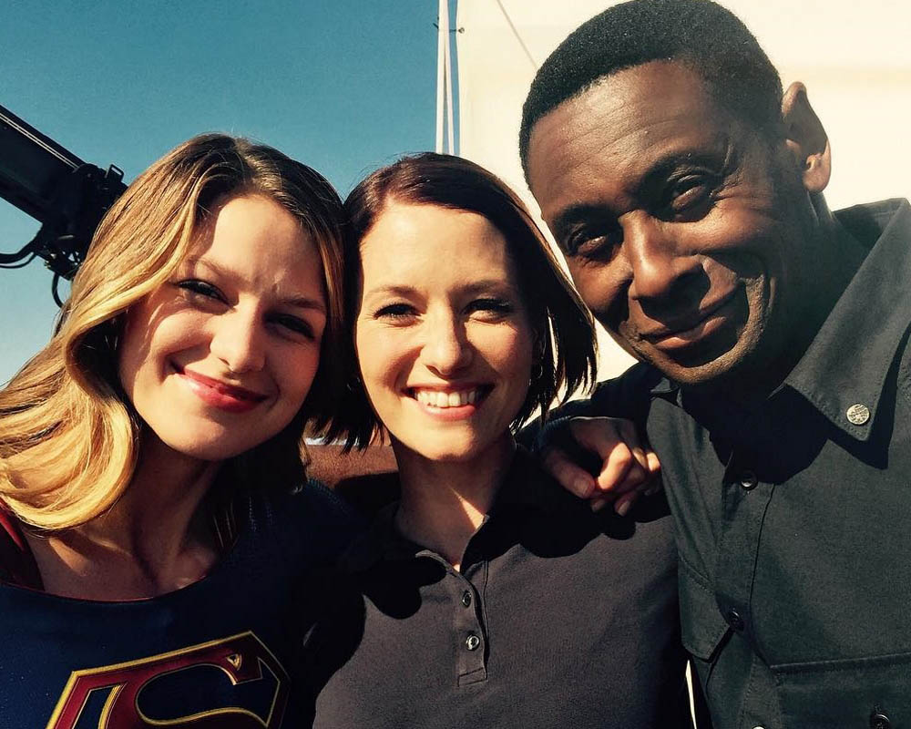 Supergirl Lead Star Cast Name List