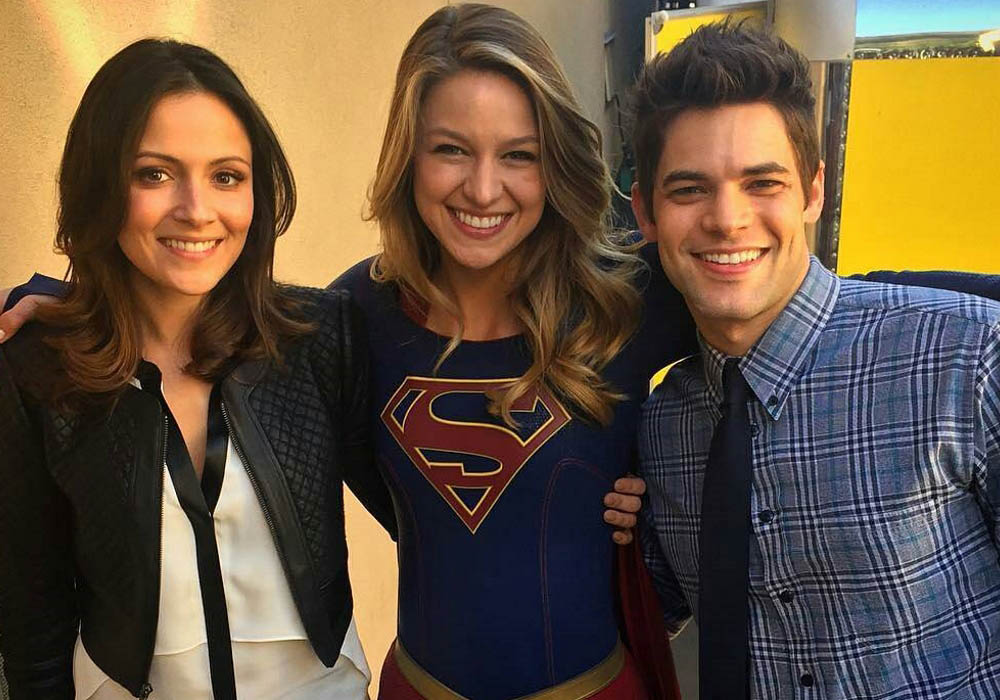 Supergirl Star Cast Name, The CW Show