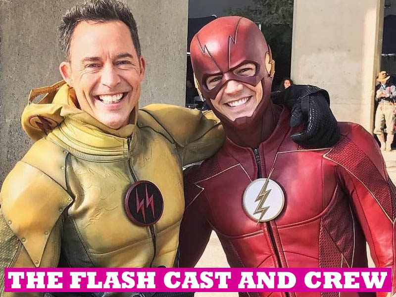 The Flash Cast And Crew Name List
