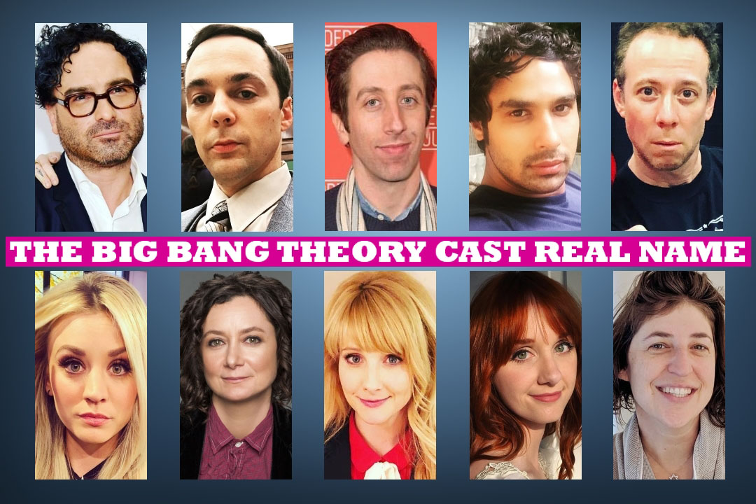 The Big Bang Theory Cast Real Name, CBS Series, Story Plot, Wiki, Genre, Timing, Start, Premier, Images
