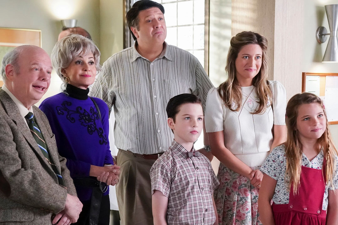 Young Sheldon Series Actors Name