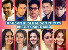 Kahaan Hum Kahaan Tum TV Series Cast Name, Crew Members, Star Plus Show, Story Premise, Timing, Start Date, Wiki, Genre, Premier, Images, More