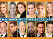 Law & Order Special Victims Unit TV Series Cast Name, Real Life, Biography, NBC, Wiki, Genre, Crew, Story Plot, Images and More
