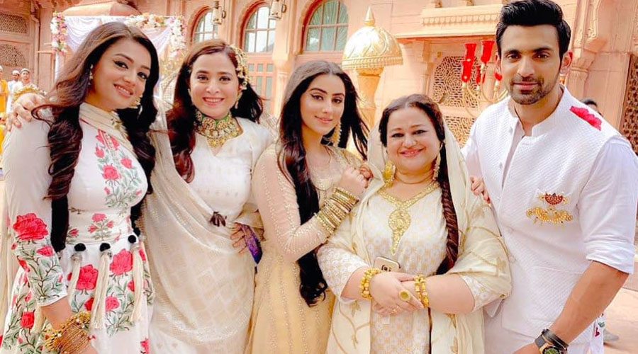 Bahu Begum Cast Name, Actresses, Actors, Crew Members