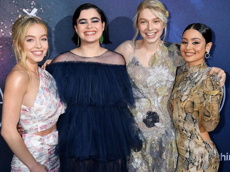 Euphoria Actresses, HBO TV Network Series, Cast, Crew Name