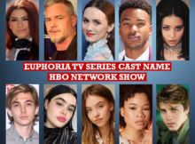 Euphoria TV Series Cast Name, HBO Network Show, Crew Members, Wiki, Timing, Start, Premier Date, Genre, Images, Pics and More