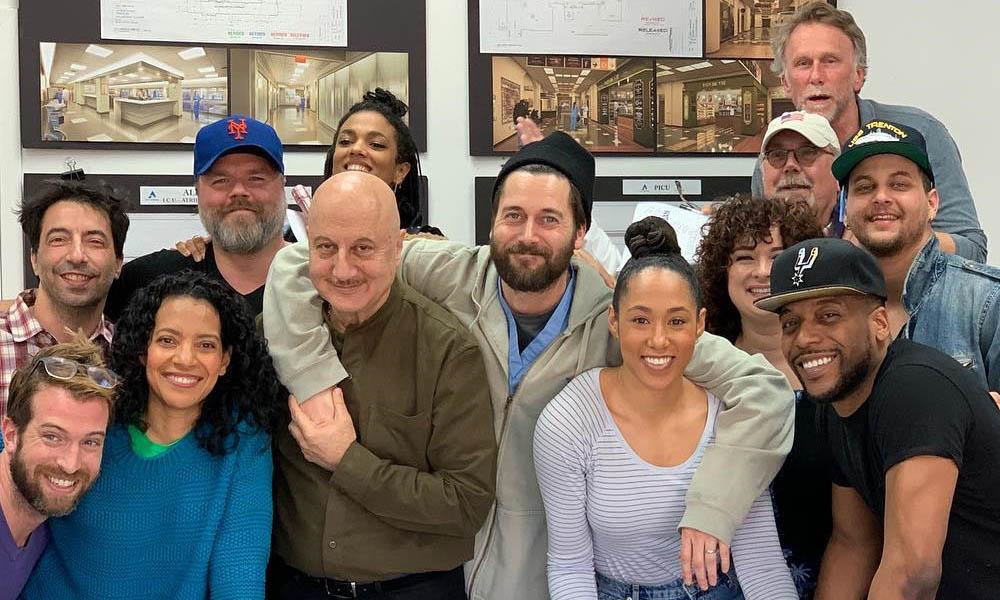 New Amsterdam Cast, Crew, Actresses, Actors Name List