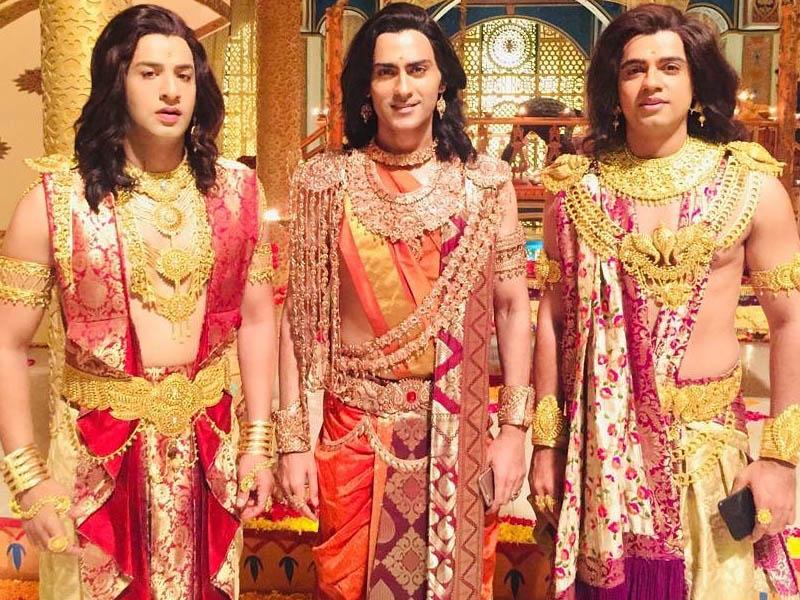 Ram Siya Ke Luv Kush Actors, Actresses, Stars, Cast, Crew