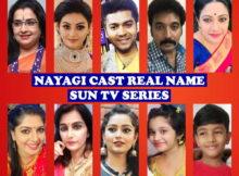 Nayagi Cast Name, Crew, Sun TV Show, Story Base, Premier, Start, IMDb, Wiki, Timing, Images