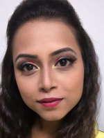 Samentha Fernandes Biodata