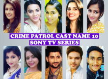 Crime Patrol Cast Name 10, Crew, Sony TV Series, Schedule, Start, Story Base, Premier, Timing, Genre, Wiki, Full Stars, Photos and Images