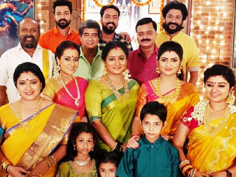 Magarasi TV Series Cast Name, Actors, Stars, Actresses, Sun TV, Crew Name List
