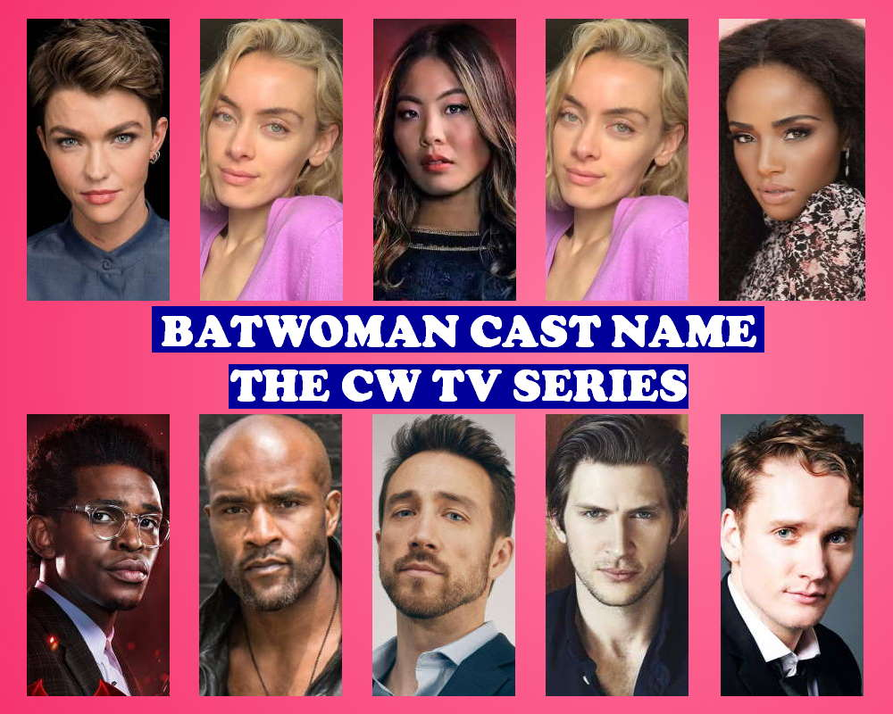 Batwoman Cast Name, The CW TV Series, Crew, Premier, Story Premise, Genre, Wiki, IMDb, Timing, Start Date, Actors, Actresses, More