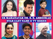 Ek Mahanayak Dr. B. R. Ambedkar Cast Name, & TV Show, Crew, Timing, Story Premise, Start Date, Images, Wiki, Genre, Premier and Pictures