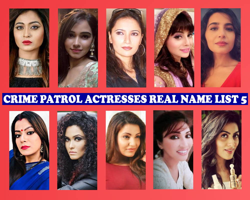 Crime Patrol Cast Female 2020 List 5, Crew Members, Sony TV Show, Crime Patrol Cast Actresses List 5, Schedule, Premise, Start Date, Timing, Pictures