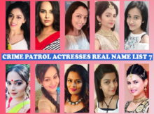 Crime Patrol Actress Name List 7, Crew, Sony TV Show, Schedule, Pics, Premise, Crime Patrol Cast Female 7, Timing, Pictures